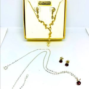 Jewelry - New! Necklace & Earring gift sets